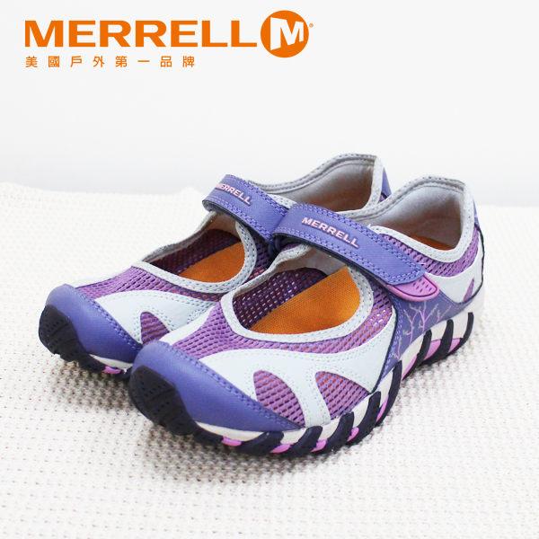 MERRELL CAPRA RAPID 多功能涼鞋 紫粉 水陸兩棲│三棲運動│健行鞋│休閒鞋