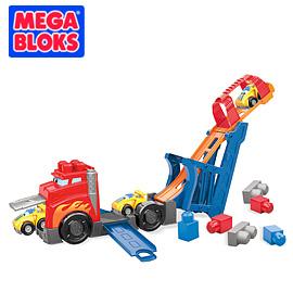 【悅兒樂婦幼用品?】MEGA BLOKS 美高卡車軌道組