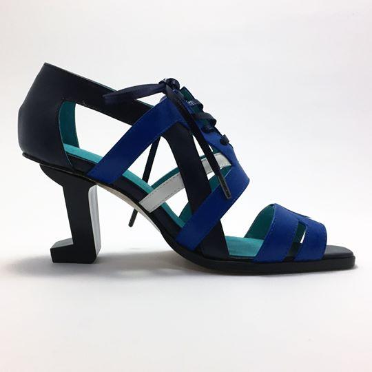 流行手工女鞋 真皮手工高跟鞋 Conquer 征服