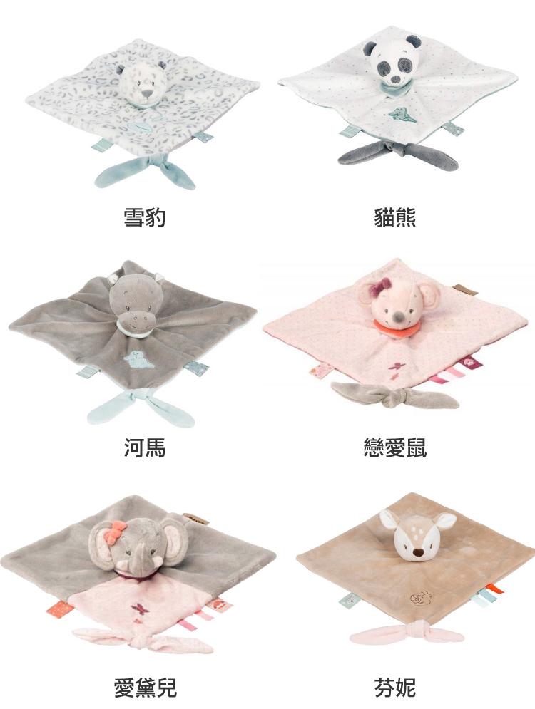 Nattou 絨毛動物造型安撫玩偶