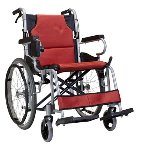 送餐桌板 康揚 鋁合金手動輪椅(未滅菌) KM-2500L