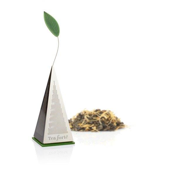 Tea Forte 金字塔型茶包濾茶器 Pyramid Icon Loose Tea Infuser
