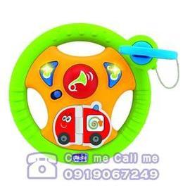 ★衛立兒生活館★Chicco 轉轉方向盤推車玩具