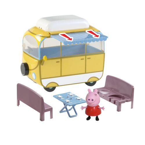 ★衛立兒生活館★【Peppa Pig】粉紅豬小妹露營車PE05325