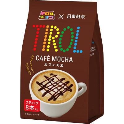 日東TIROL咖啡摩卡8入 (88g) 三井農林 ???×日東紅茶 ????? 8本入