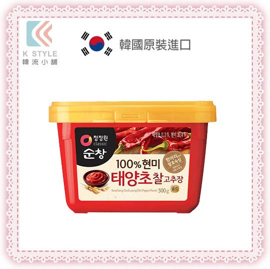 【 韓國 大象 】韓式辣椒醬 500g 韓式料理 韓式烤肉