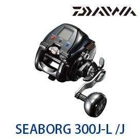漁拓釣具 DAIWA SEABORG 300J-L 左手捲