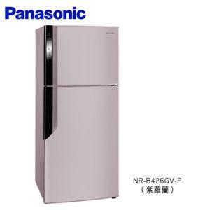 Panasonic國際牌 422公升變頻電冰箱 NR-B426GV-P ★杰米家電☆
