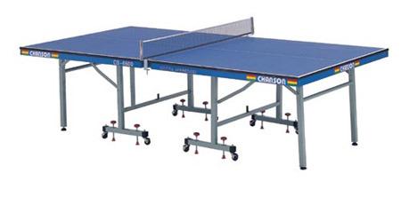 【1313健康館】Chanson強生CS-6600型高級桌球桌(板厚19mm)專人到府安裝