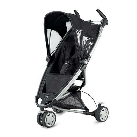 ★衛立兒生活館★Quinny Zapp 經典3輪嬰兒推車+贈MAXI-COSI CabrioFix 提籃(顏色隨機出貨)