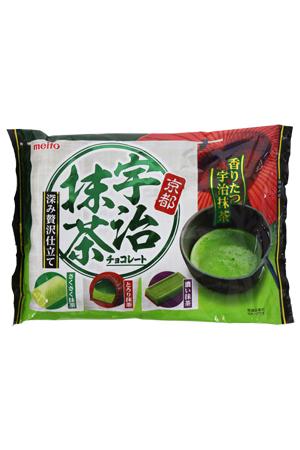 日本帶回*宇治抹茶綜合巧克力140g