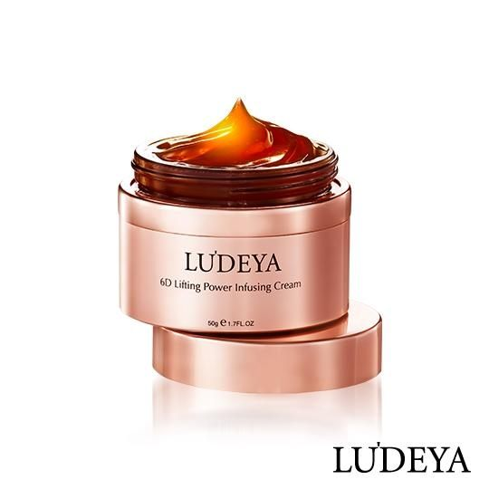 LUDEYA 6D超緊緻立體環繞微臻精華霜5g 體驗瓶 全新封膜 【淨妍美肌】