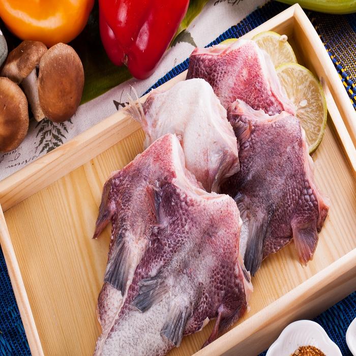 台灣鯛魚下巴約500克/份