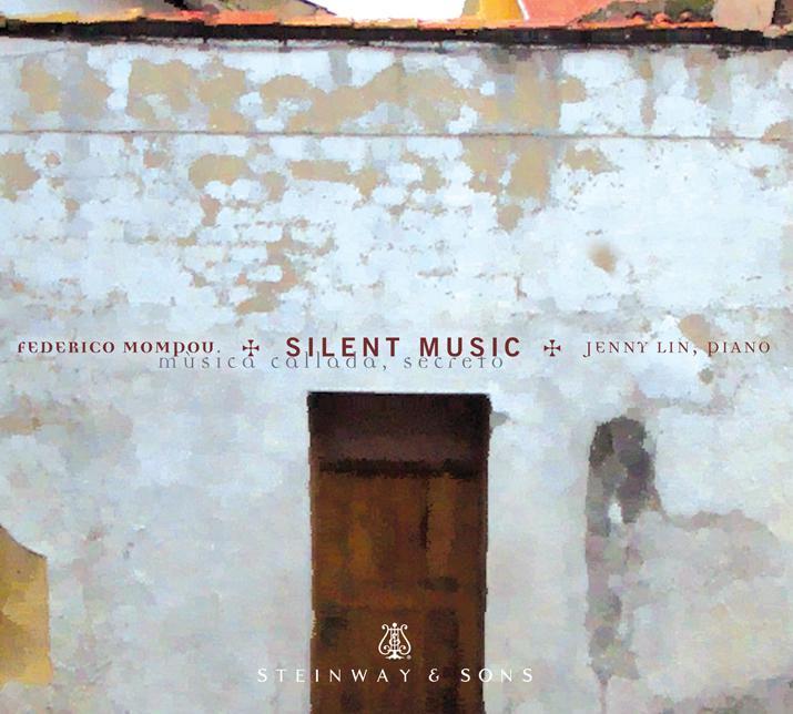 Steinway&Sons 林佳靜與史坦威名琴:蒙波鋼琴曲集(Jenny Lin / Mompou:Silent Music)【1CD】
