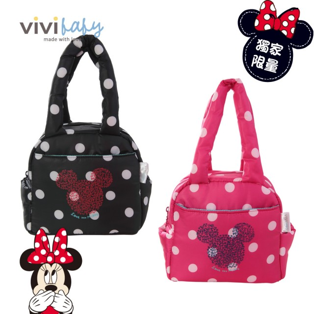 ViViBaby - Disney迪士尼空氣媽媽包 -保冷袋 加贈保冷袋一只!