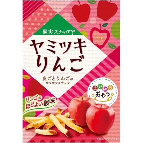 日本富士蘋果蘋果乾薯條356044海渡