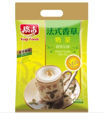 《廣吉》經典-法式香草奶茶 (20入)