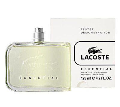 香水1986☆Lacoste Essential 異想世界男性淡香水 TESTER 125ml