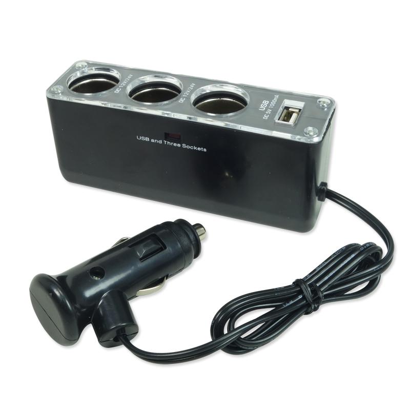 車充 一孔轉三孔 點煙器 車用 1A/ASUS PadFone mini/ZenFone C/S/PF500KL/ZenFone 2 Deluxe/ZE551ML/ZE550M/ZenFone 5/N..