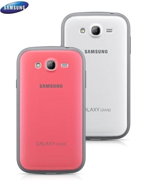 Samsung Galaxy Grand Duos i9082/i9060 專用 原廠雙料背蓋保護殼/原廠保護殼/原廠保護套/背蓋式保護套/硬殼/東訊公司貨