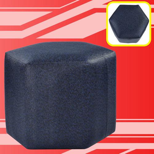 生活大發現-摩卡沙發椅凳(6角)沙發/和室椅/腳凳/穿鞋椅/單人沙發/收納椅/台灣製造