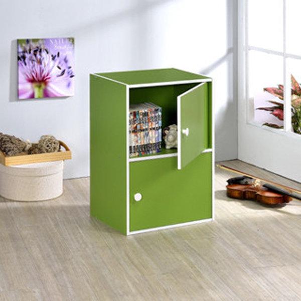 生活大發現-DIY精品-台灣製造/品質保證/粉彩二門櫃/組合櫃/收納櫃/置物櫃/書櫃/書架/高低櫃/展示櫃/此為綠色下標區