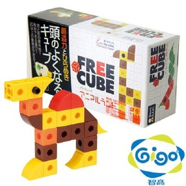 Gigo智高 - Free Cube - 動物 #3624