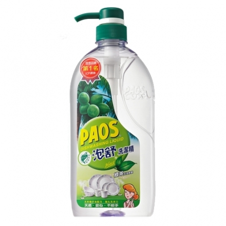 [GoodFamily]泡舒洗潔精1000ml/12瓶
