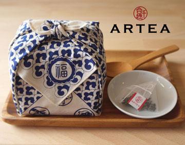 ARTEA【阿里山仙霧高山茶】山林蜜果清香(原片立體茶包)高山烏龍