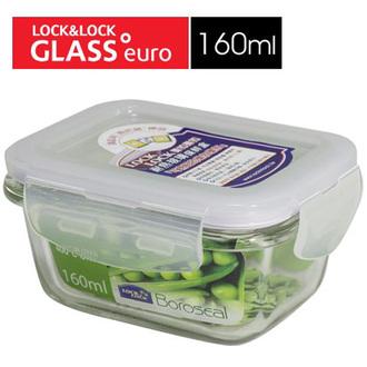 【Boroseal】樂扣玻璃保鮮盒160ML
