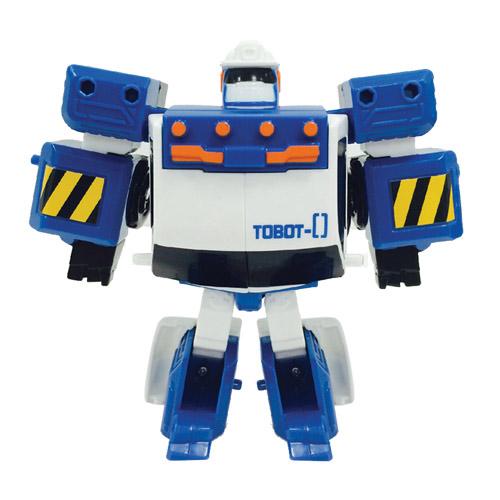 【奇買親子購物網】機器戰士 MINI TOBOT ZERO
