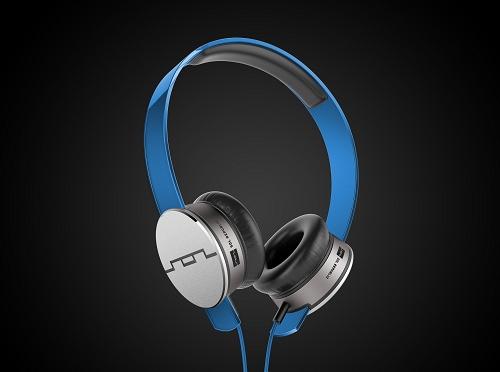 美國 SOL REPUBLIC Tracks HD V10 (藍色) 頭戴耳罩式耳機, 公司貨保固