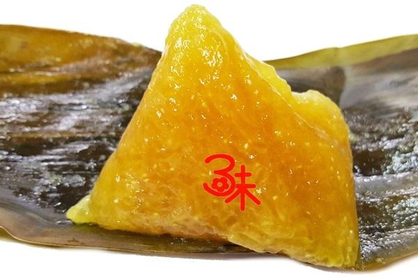 【家庭食坊】**無貨 勿下單**傳統鹼粽-原味 1串20顆 (1顆約 100公克) 特價430元 (平均 1顆 21.5 元) - 粳粽 庚粽 冷藏宅配 免運送到府
