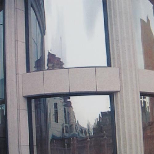 優質靜電隔熱窗貼 50cm * 200cm(銀色) RN-TMS-T02A