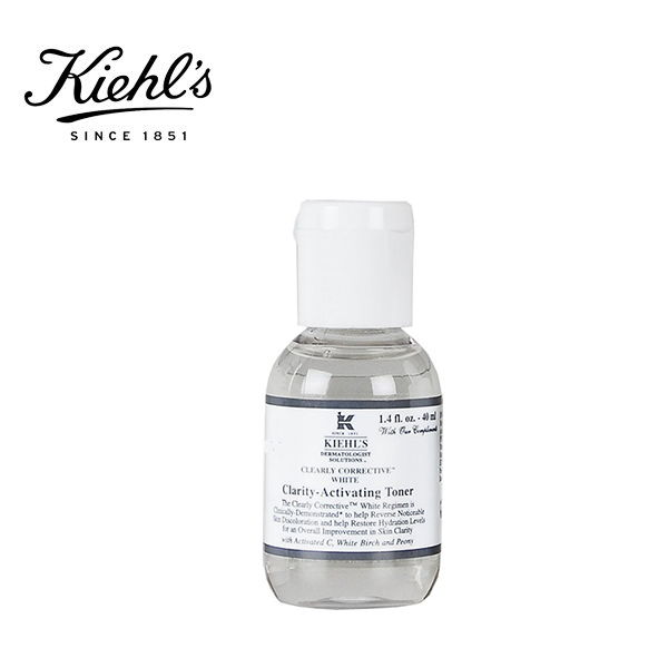 Kiehl's 契爾氏 激光極淨白機能水40ml