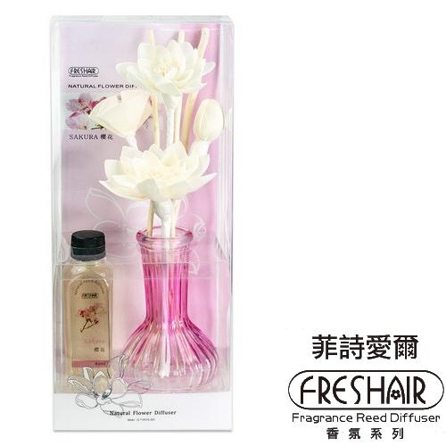 盛放佛羅倫斯精油香氛組80ml-櫻花