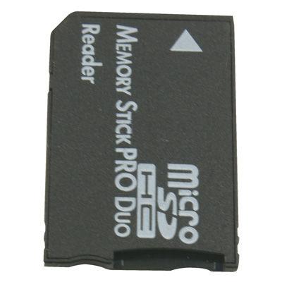 順悅 SUNYES MicroSD 轉 MS PRO Duo 轉接卡 轉換卡 介面卡 附收藏盒