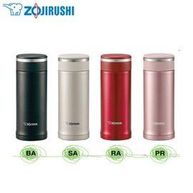 【特價出清】ZOJIRUSHI 象印 0.48L 可分解杯蓋 不鏽鋼保溫杯 (SM-JA48) ★全館免運