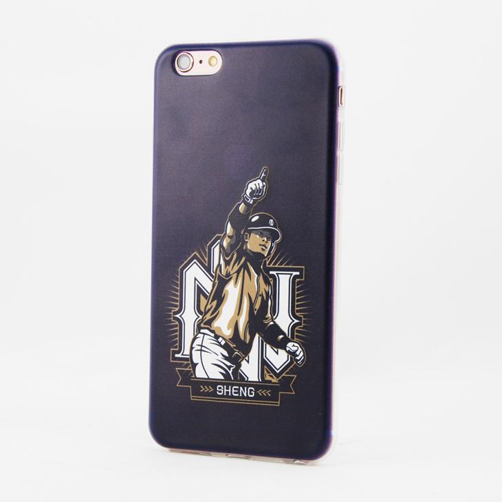 【中華職棒】林智勝客製化 - 大師兄款滿版《 iPhone/Samsung/HTC/LG/ASUS/Sony/小米/OPPO 》