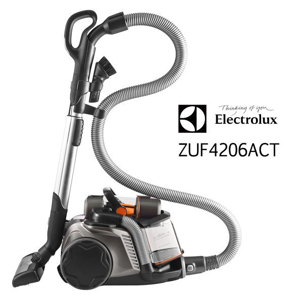 ZUF4206ACT 瑞典伊萊克斯Electrolux 無袋式抗敏除?吸塵器 【ZUA3860旗艦版 ZUF4206ACT歐洲原裝】