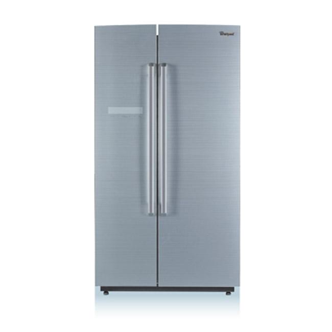 WFSS576LW 惠而浦Whirlpool 576公升 對開門冰箱 獨家FreshFlow?炭淨化系統