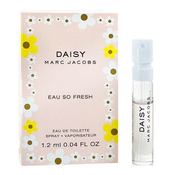 Marc Jacobs DAISY 清甜雛菊 女性淡香水 1.2ml 針管《Belle倍莉小舖》