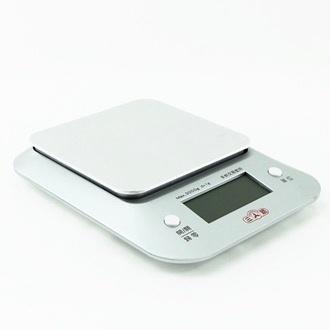 【珍昕】三箭牌 銀箭3kg電子料理秤~(4種單位轉換/LCD超大字幕/LCD背光)