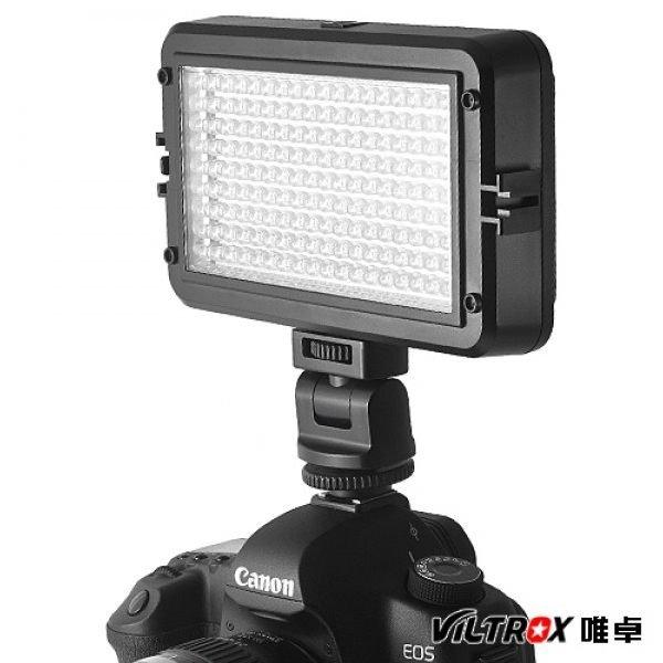 *╯新風尚潮流╭*ROWA 唯卓 可調亮度LED燈 超大廣角 具補光功能 上下調節90度 LL-162VT