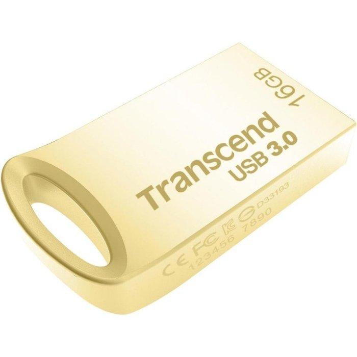 *╯新風尚潮流╭*創見隨身碟 16GB 16G JF710 G USB3.0 防塵 防震 防水 TS16GJF710G