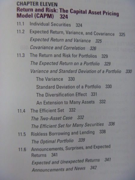 corporate finance 11e by ross westerfield jaffe and jordan pdf