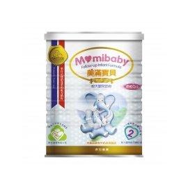 『121婦嬰用品館』美滿寶貝新生代嬰兒奶粉2號液相勻化900克12罐/箱(贈送一台腳踏車)