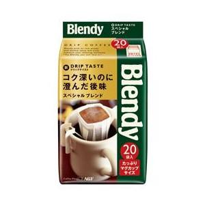 AGF Blendy焙煎士濾式咖啡-特級20入(140g)