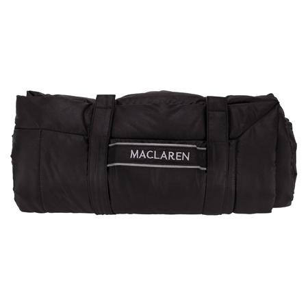 ★衛立兒生活館★BMW + Maclaren 瑪格羅蘭 嬰兒推車隨車旅行毯/萬用毯