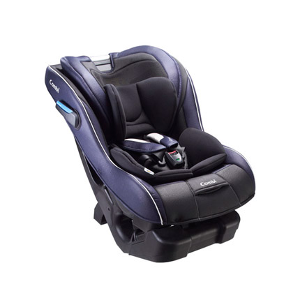 *babygo*{本月超值活動買1送1}Combi 康貝 News Prim Long EG 汽車安全座椅【普魯士藍】16519